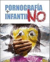 !NO! A LA PORNOGRAFÍA INFANTIL