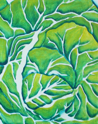 cabbage painting