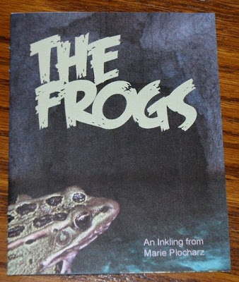 the frogs Zine
