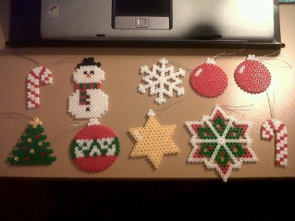 Espixel adornos de navidad - Plantillas de adornos navidenos ...