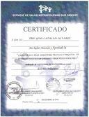 CERTIFICADO TATUADOR PROFESIONAL