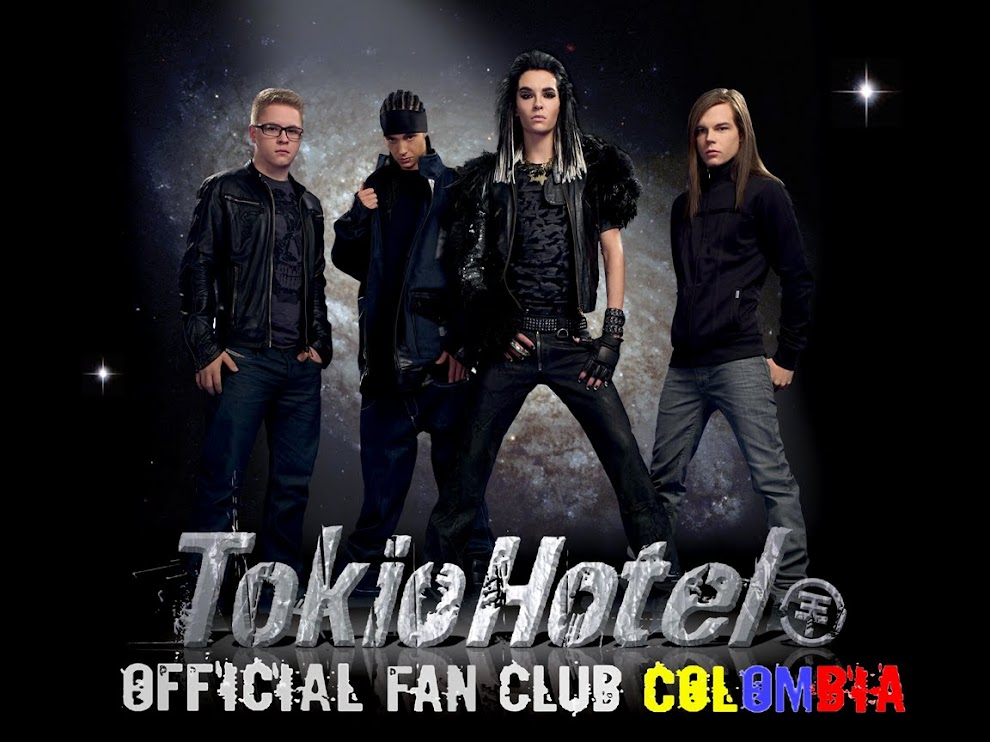 Tokio Hotel Official Fan Club Colombia