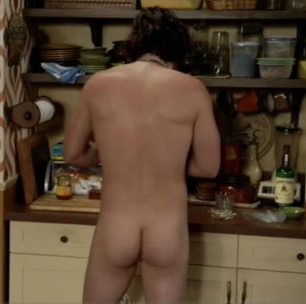 Steve howey naked