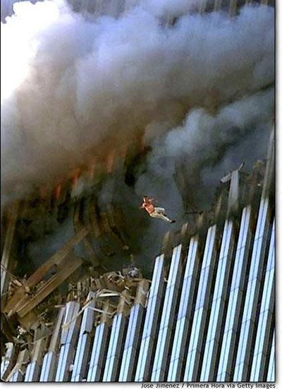 "Dead Bodies From 9 11 Jumpers ""the falling man,"" 9/11/01,"