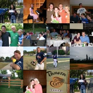 Summer 2007 Collage