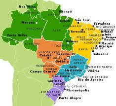 Quero conhecer o Brasil todo