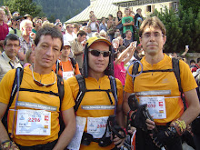 ULTRATRAIL DEL MONTBLANC 2008