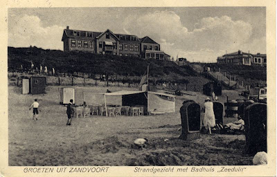 Postcard from Zandvoort