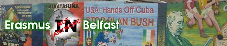 Erasmus in Belfast