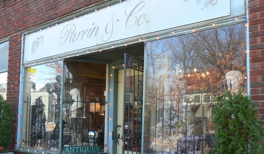 Bricolage Antique Shop Parrin amp Co