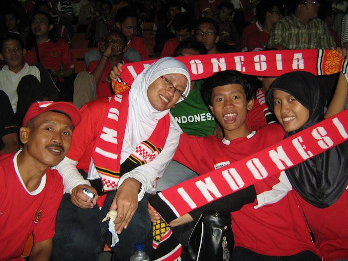 keluarga suporter ;)