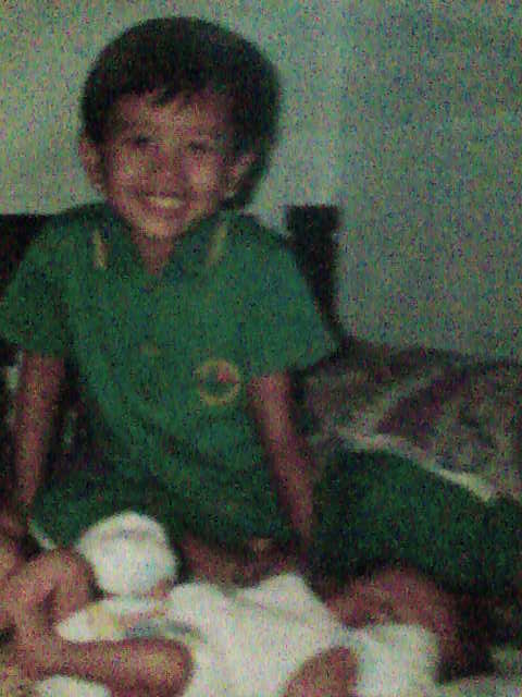 when i was young...lucu..^^