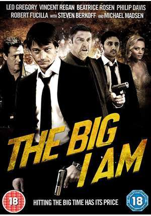The Big I Am affiche