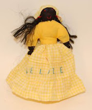Cloth Doll from Belize
