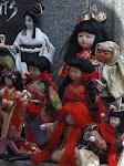 Dolls in Ningyo Kuyo Festival
