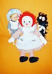 Restored dolls