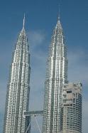 KLCC Mercu Ketinggian Malaysia