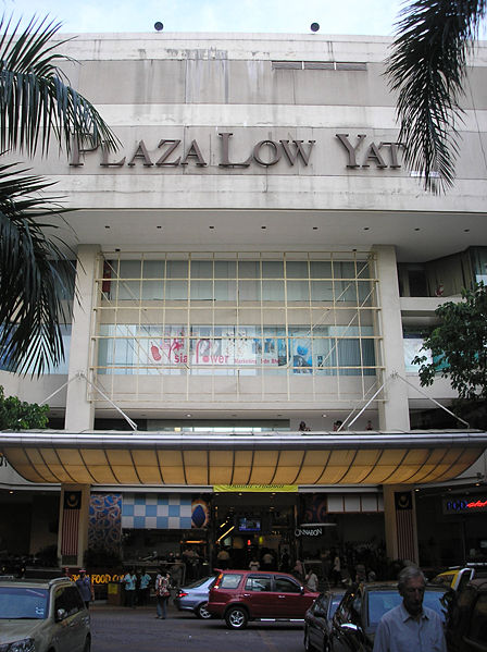 The Madness Sale di Plaza Low Yat, Jalan Imbi Bukit Bintang