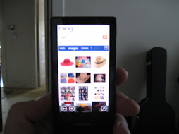 Bing Image Search on Zune HD