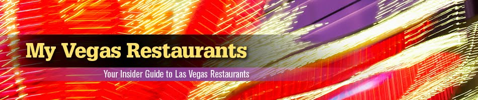 My Vegas Restaurants