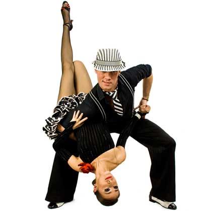 how to do modern dance turns