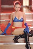 Vivian Alamsyah Indo Superheroine http://celebrity-indonesia.blogspot.com
