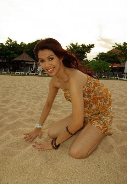 Joice Triatman, Sexy Indonesian Actress