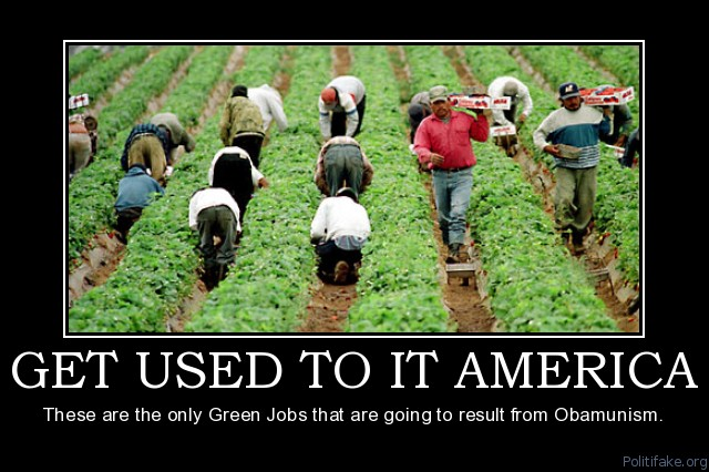 Every day we fail to take action, we export green jobs and our ...
