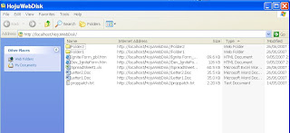 The Hoju Saram: C# Webdav server with SQL Backend Source Code