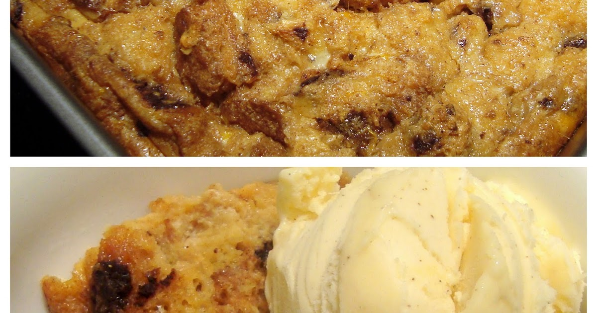 My Kitchen Gems: Panettone Bread Pudding