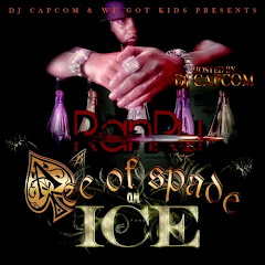 """ACE OF SPADE ON ICE"" HOSTED BY DJ CAPCOM"
