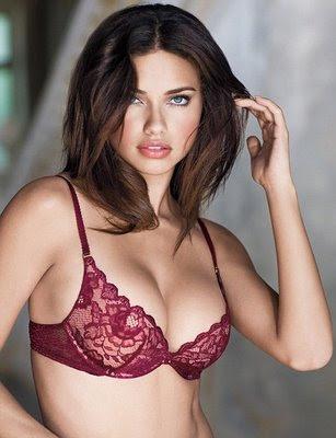 oops Adriana Lima in Hot Bikini Pics