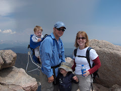 The Kids' First Fourteener