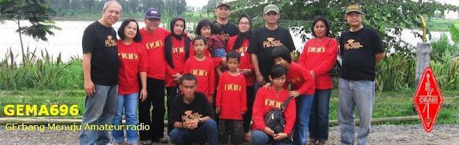 GEMA696 ~ GErbang Menuju Amatir radio ~ ORARI Daerah Banten Lokal Tangerang