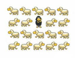Orgullosa de ser una oveja negra
