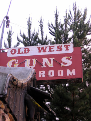 Old West Guns Room Albany, CA