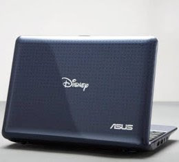 Asus Disney Netpal Netbook