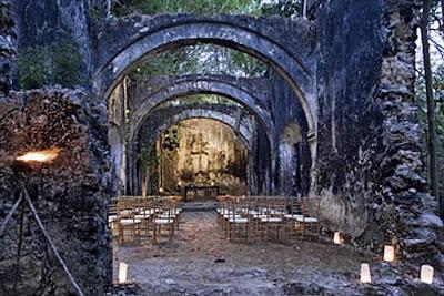 wedding facilities, L'Hacienda Uayamon as seen on linenandlavender.net, http://www.linenandlavender.net/2010/08/blog-post.html