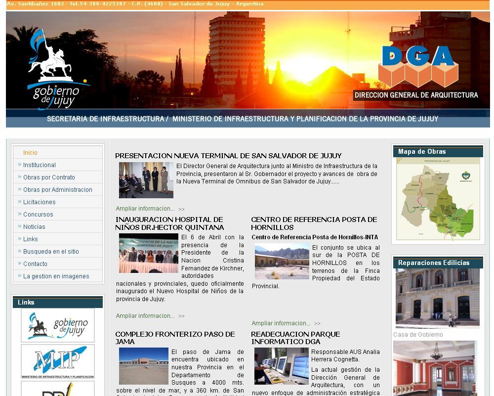 Lunes por medios tp n 5 tipolog a sitios web for Arquitectura web pdf
