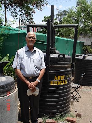 ARTI Biogas Digester