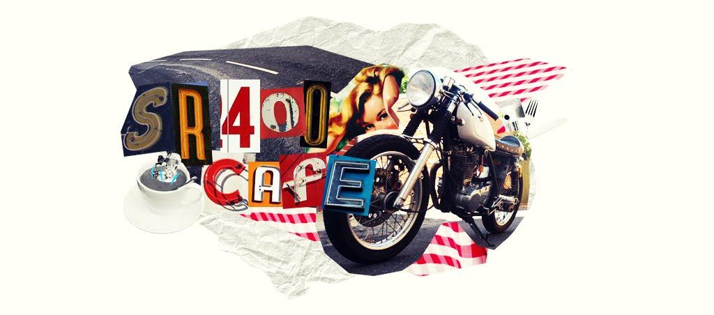 SR400 Café