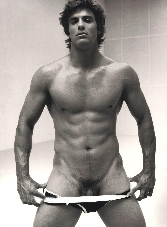 Fotos de atletismo desnudo