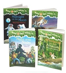 magic tree house saber tooth book report