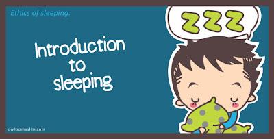 Perkara Sunat Sebelum Tidur, Kartun Muslim Comel, Muslim, Kehidupan Muslim, Lelaki Soleh, Tidur Itu Ibadah