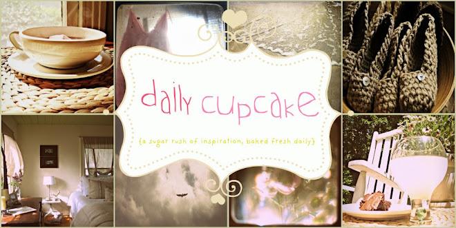 Daily cupcake