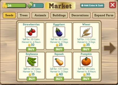 farmville market - Farmville Oynar m�s�n�z ???