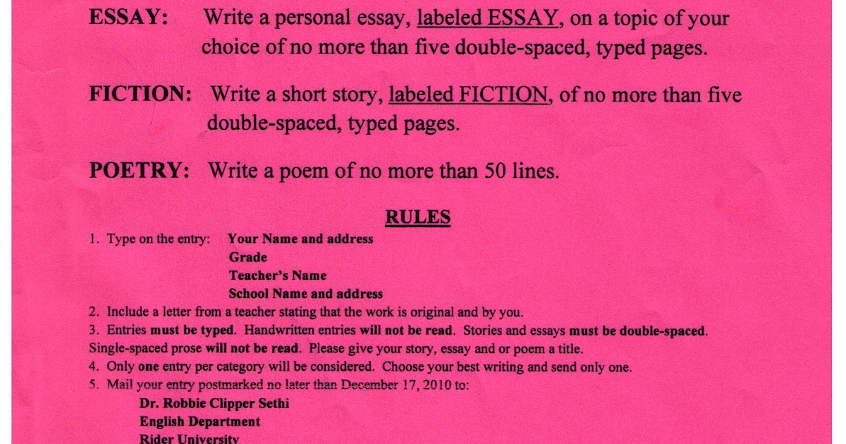personal essay writers Writing A Personal Essay