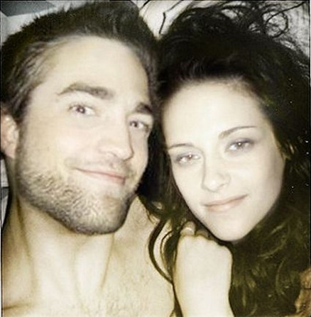 Tube Robert Pattinson on Robert Pattinson Y Kristen Stewart Jpg