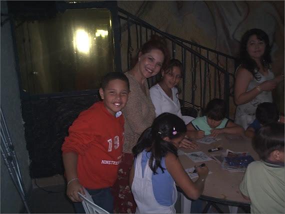 NUESTROS INICIOS, AÑO 2005...