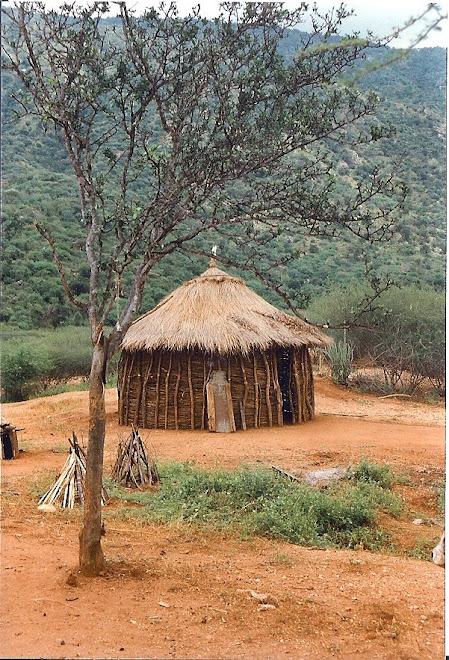 Pokot Hut